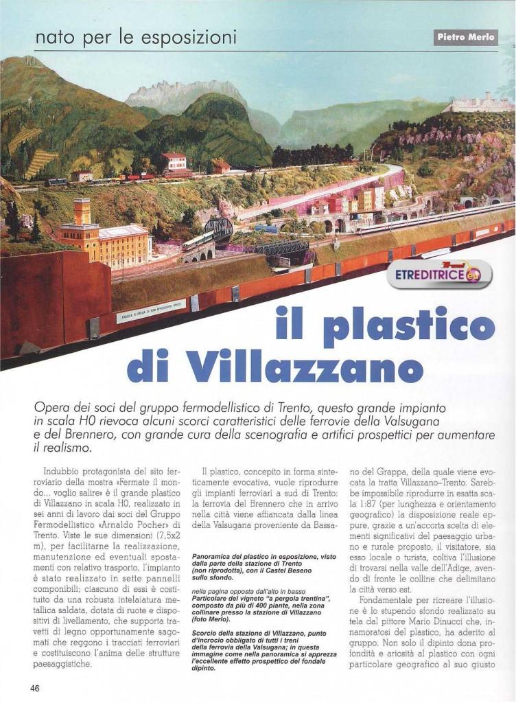 Il plastico di Villazzano_1di8